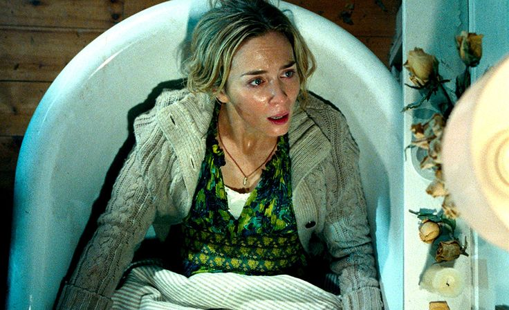 #Movie #Horror #AQuietPlace A Quiet Place - Horror Movie: Synopsis: A family live an isolated existence in utter silence, for fear of an…