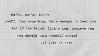 Matchbox Twenty~ Bright Lights-- One of my favorite M20 songs <3