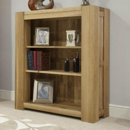 Trend Oak Small Bookcase Made From The Finest Quality European 417 90