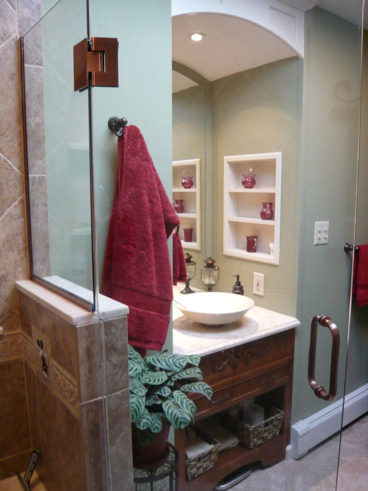 Bathroom alcove ideas 28 images 100 bathroom alcove for Bathroom alcove ideas