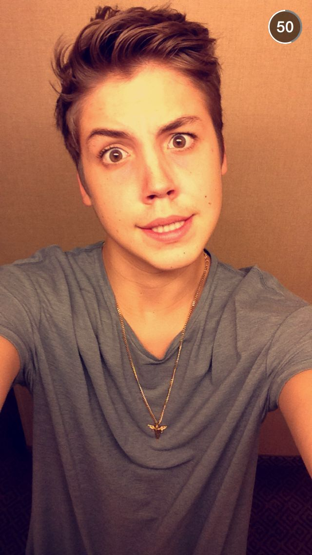 "[ fc: matt espinosa ] ""heyo! i'm matthew espinosa. i'm 18 years old and single, but looking for my princess. i make vines and youtube videos. i'm apart of a group called magcon with my best friends, cam, nash, hayes, taylor, and much more! i love touring, meeting fans, traveling, skateboarding, and flim! i'm very athletic, friendly, and outgoing. introduce?""ok!"