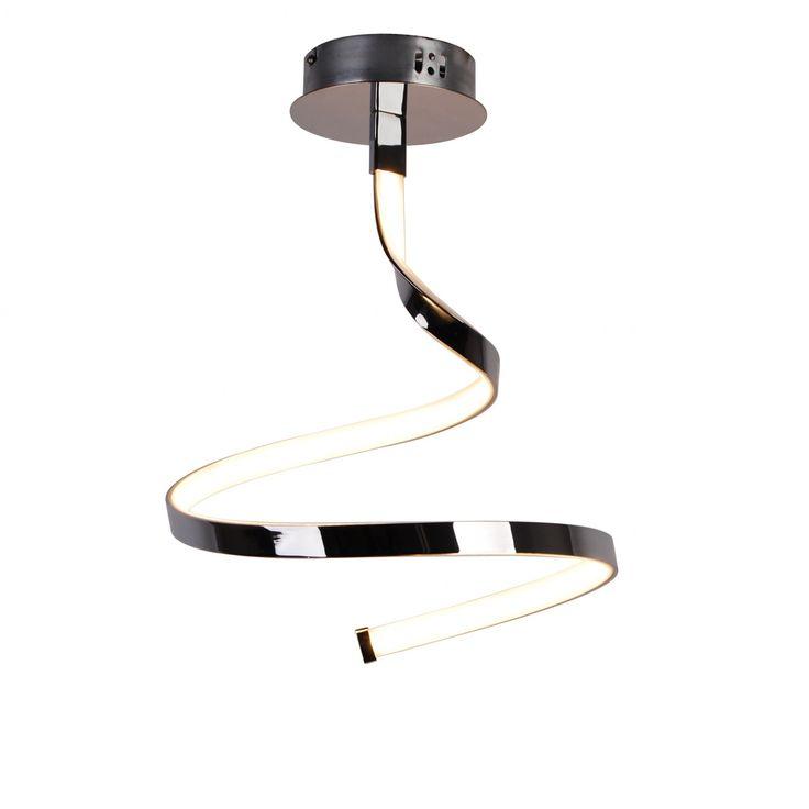 Zuma Line Spring HP1294/CH LED spirala Zwis - KosmiczneLampy.pl