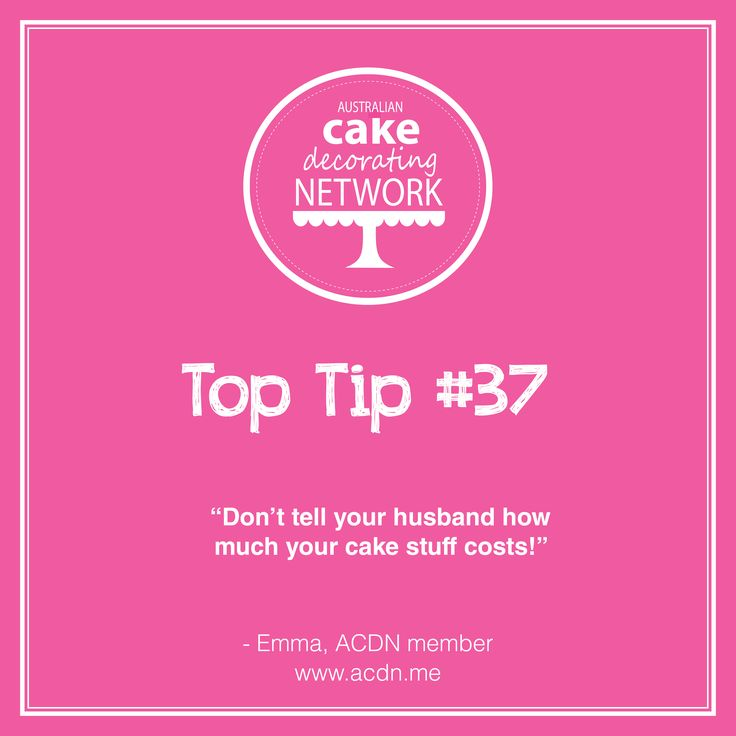 Top Tip shared by Emma - Join our wonderful membership community online at www.acdn.me