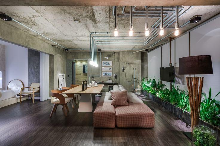 Estúdio dos Arquitetos  /  Eduardo Medeiros Arquitetura e Design + Bela Cruz Arquitetura + Studio Migliori