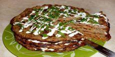 Печеночный торт «Неподдельная нежность»   Такого рецепта нет на страницах интернета, но теперь его знаете вы, и ваш печеночный торт станет настоящим хитом застолья!
