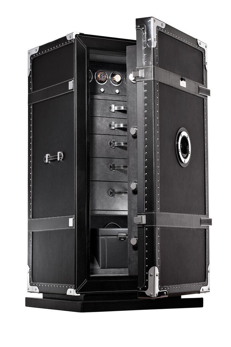 Bel-Air, la caja fuerte de Döttling - Todos tus objetos de valor adquieren un significado aún mayor bajo la llave de Bel-Air, que Doettling -o Döttling en su alemán de origen-, ha diseñado para los amantes del lujo, el diseño y la seguridad.