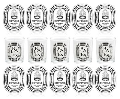 diptyque logo baies candle