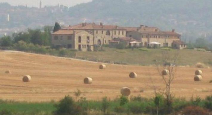 South of Siena
