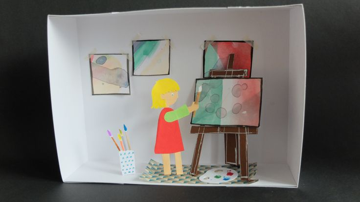 illusion in a box: the art studio https://www.facebook.com/1flyingdutch/?ref=hl