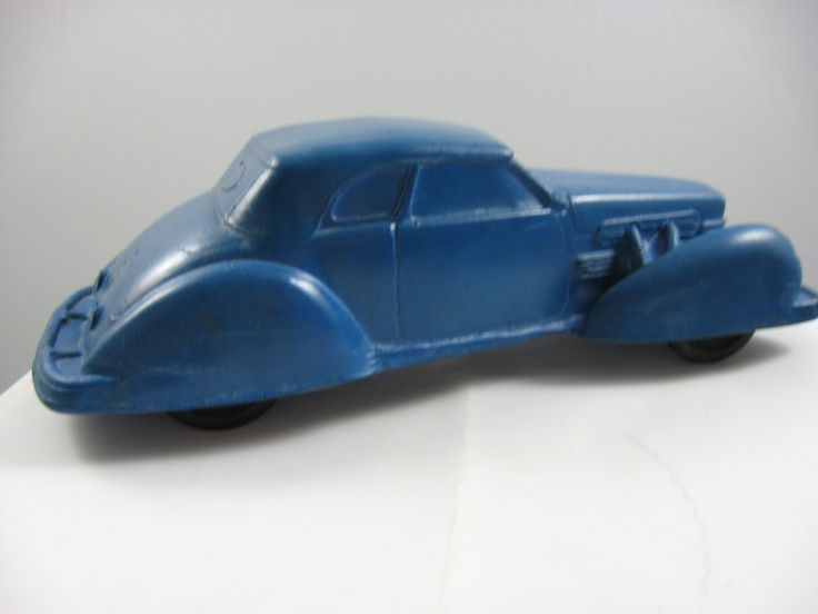 Vintage Garrett Rubber #400 Cord Automobile Car Auburn by RuthiesCollectables on Etsy