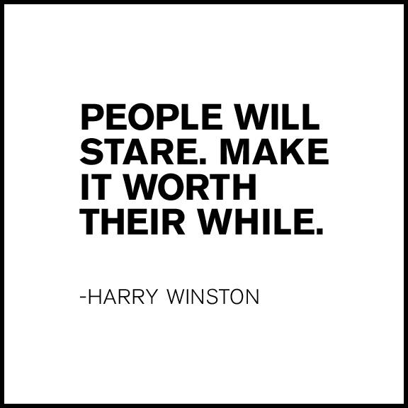 #quotes #harrywinston