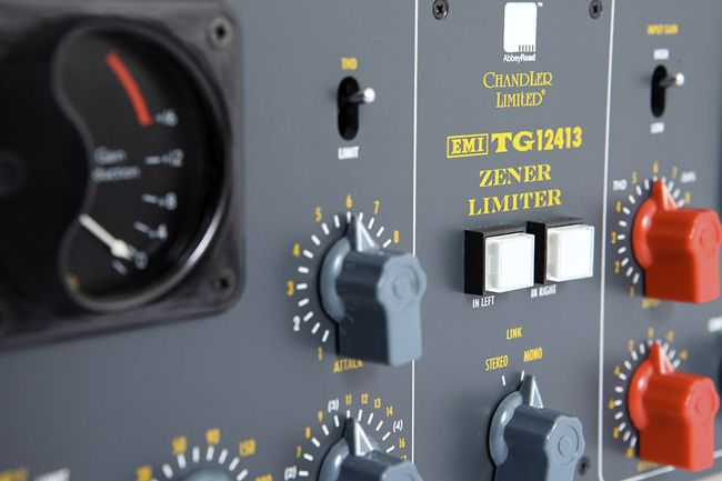 Chandler Limited TG12413 Zener Limiter | Good to know | Audio