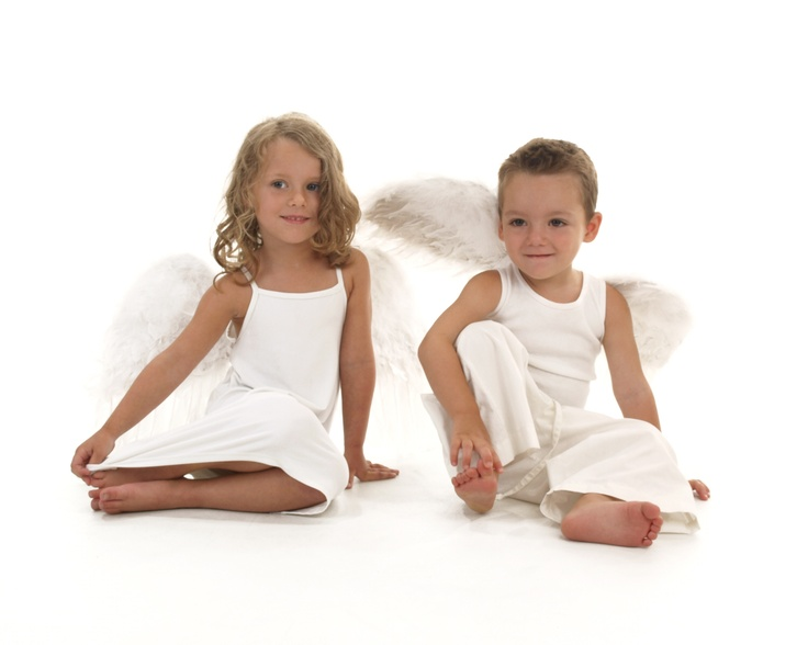 My little angels!
