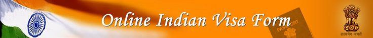 Online Indian Visa Form