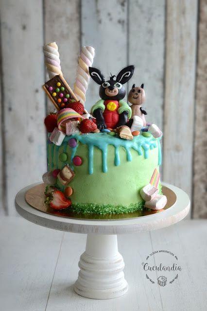 Cuculandia: Bing drip cake