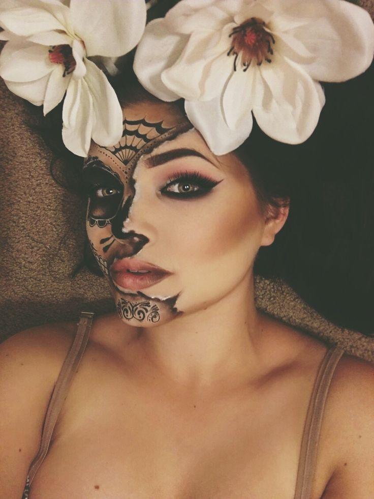 Best 25+ Sugar skull halloween ideas on Pinterest | Sugar skull ...