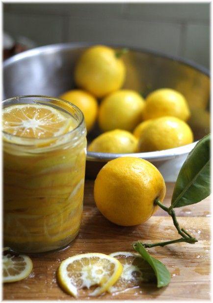Preserved Lemons *