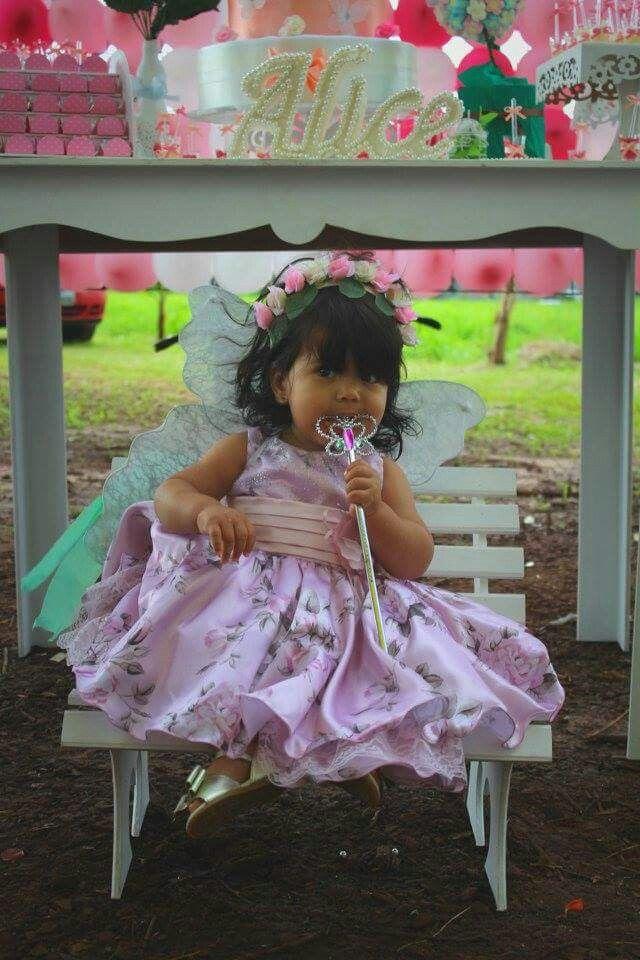 Decoração, aniversário infantil, menina, 1aninho, fadas, borboletas, fantasia