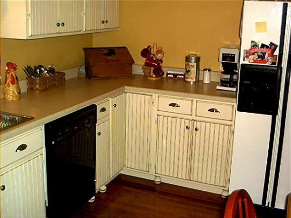 redoing kitchen cabinets country ideas old remodeled distressed refacing cost diy per linear foot remodeling