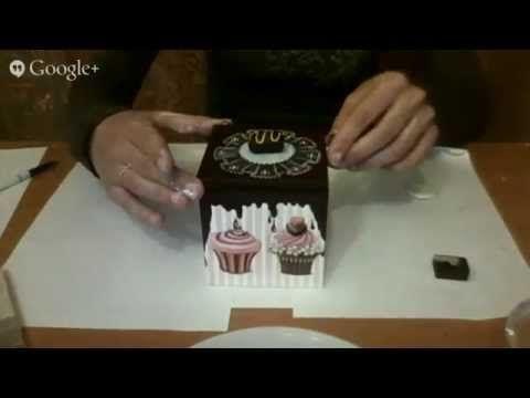 """Екатерина Назаренко - """"Шоколадное настроение"""". Секреты мастеров (март 2015) - YouTube"""