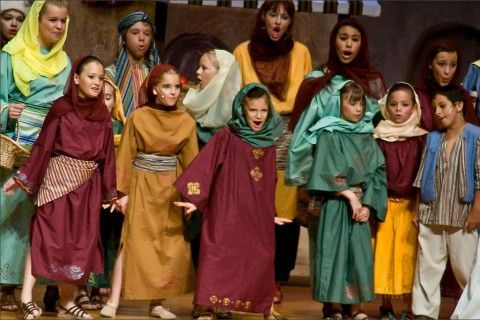 Townspeople of Agrabah.probably in the HSS nativity/all saints day/stations of cross bins.