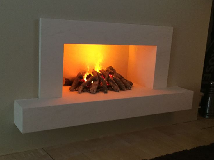Exclusive New- Electric York Hemple Suite The most realistic electric fire on the market! No Chimney, no flue, no gas, no problem!