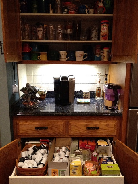 197 best images about tea and coffee station ideas on for Coffee station ideas for the home