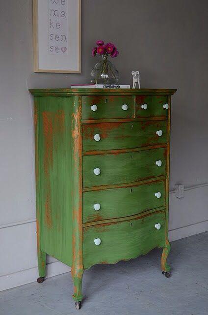 Bureau vert