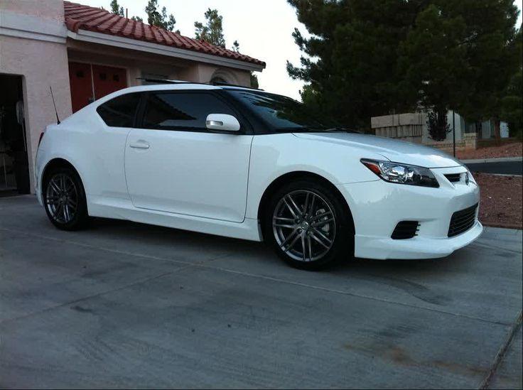 Scion tC Hatchback White