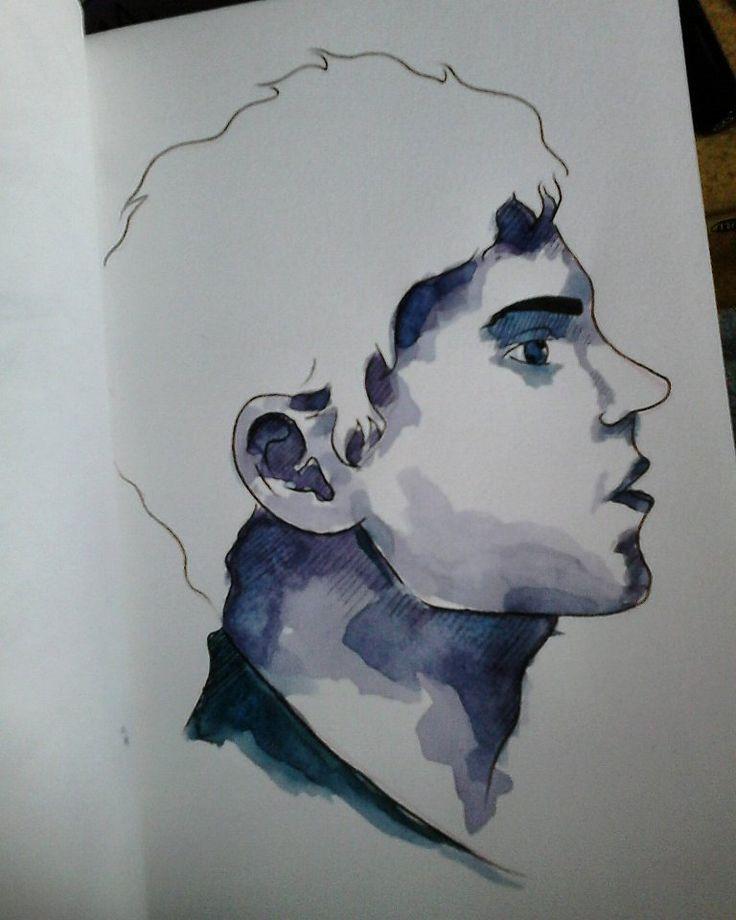 Sketch   (Watercolor)