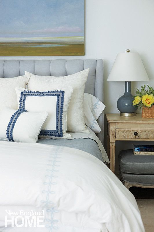 Bedroom design new england home mag bedroom decor for New england style bedroom