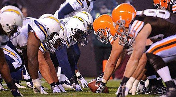 Los Angeles Chargers Vs Cleveland Browns Cleveland Browns San Diego Chargers Los Angeles Chargers