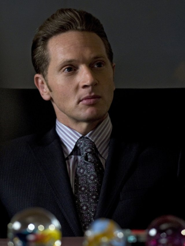 Matt Ross played Dr. Charles Montgomery on American Horror Story: Murder House. I loooooved this actor in #biglove series too!