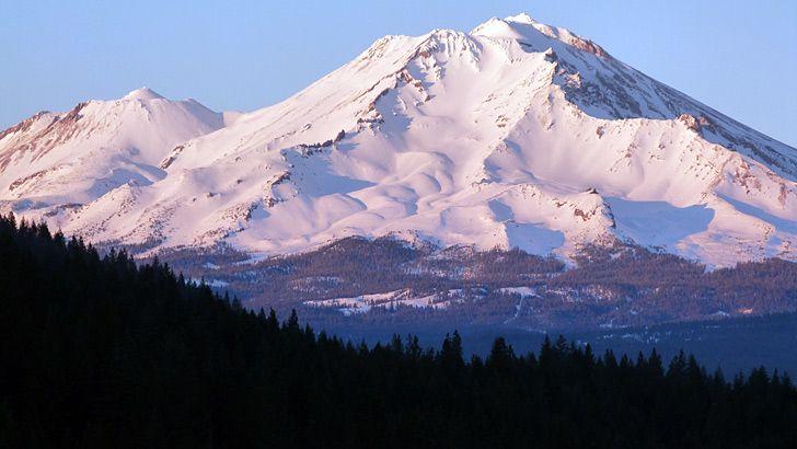 Shasta-Trinity National Forest - Home