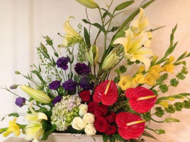 Arreglos florales para bodas en monterrey lugares para - Adornos florales para casa ...