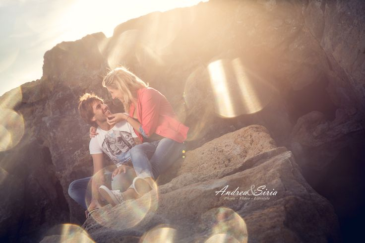 Erika & Maicol... #toscana #love #andreaesiria #castiglioncello #livorno 