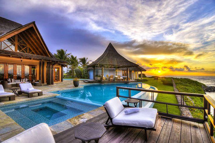 Villa LOS CORALES 28 Punta Cana Dominican Republic Caribbean Villas Luxury For More Information Contact Allpropertydevantno