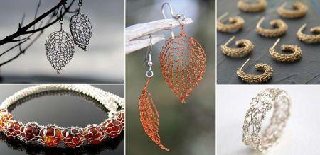Wire Crochet Ideas