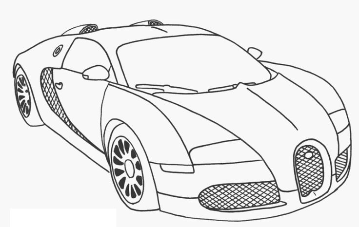 best car coloring pages - photo#6