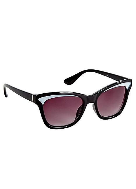 Cat Eye Sunglasses #kaleidoscope #fashion #accessories