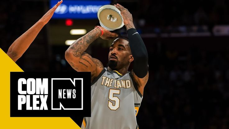 J.R. Smith Hurled a Bowl of Soup at Cavs Assistant Coach & Got Suspended - https://www.mixtapes.tv/videos/j-r-smith-hurled-a-bowl-of-soup-at-cavs-assistant-coach-got-suspended/