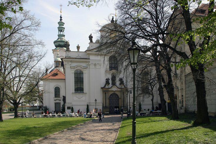Strahovký klášter
