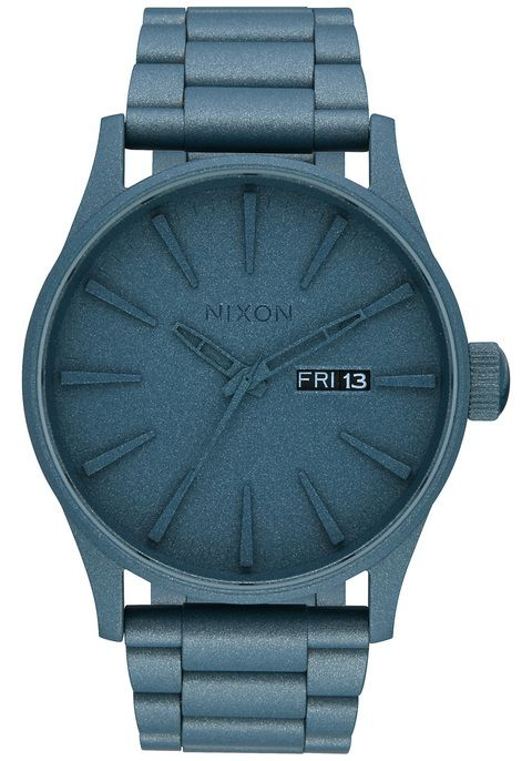 Nixon Sentry SS Blue Cerakote watch is now available on Watches.com. Free Worldwide Shipping & Easy Returns. Learn more.