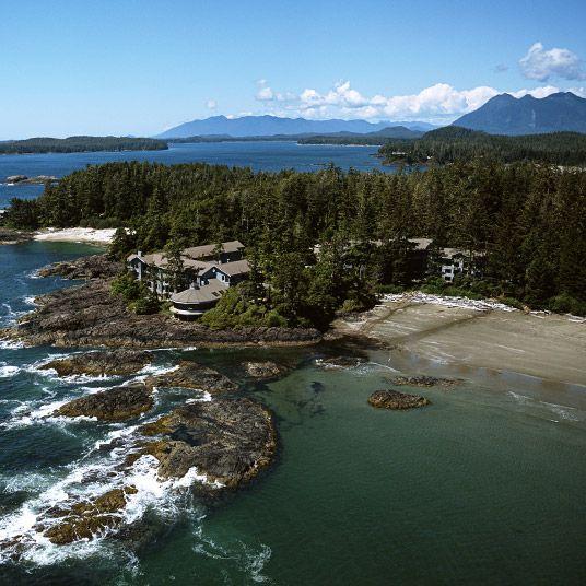 Reserve Wickaninnish Inn Tofino, British Columbia, Canada at Tablet Hotels
