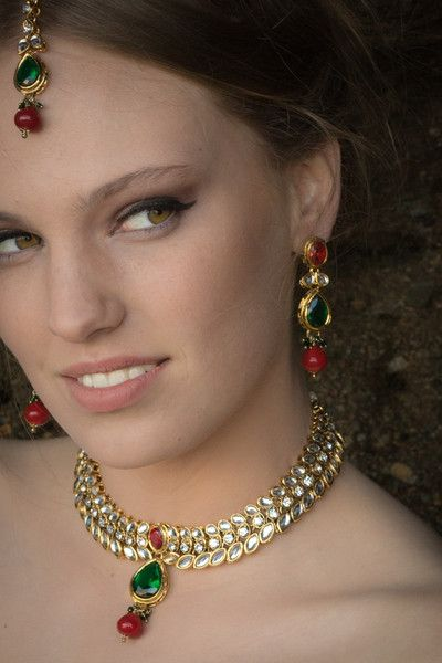Sweet Love Traditional Indian Wedding Set - Indian Colours