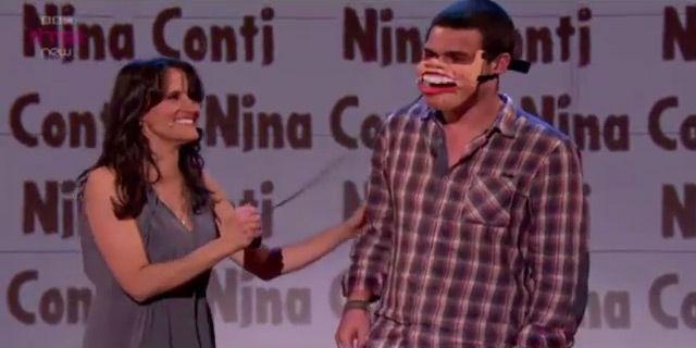 Brilliant Ventriloquism by Nina Conti