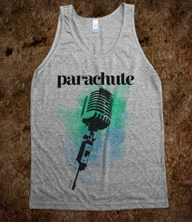 Parachute Band Tank!!!!!!!!!!!! WANT AND NEED