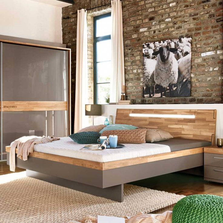 Die besten 25+ Bett massivholz 140x200 Ideen auf Pinterest Bett