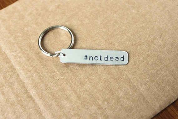 "#notdead. | 33 Fabulously Geeky ""Sherlock"" Items You Can Buy Right Now"
