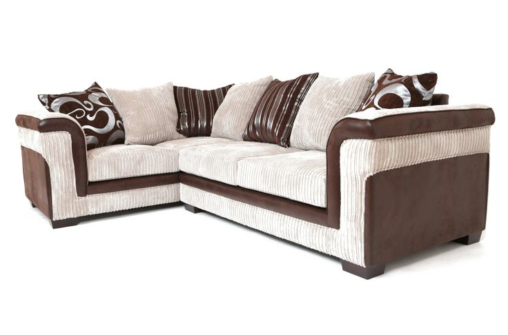 With a contemporary styled design and a striking contrast of textures, shapes and quality jumbo cord fabric, this brand new British made sofa makes a sophisticated addition to any living space. The Carlisle sofa is available as a corner suite in various colour fabrics for just £459.  Tel: 07446824535 (Mon-Sun 9am to 9pm) Tel: 0161 620 6517 (Mon-Fri 9am to 6pm)